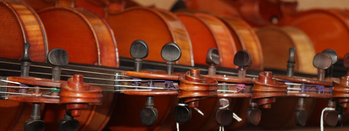Dorset Violins, Violas & Cellos